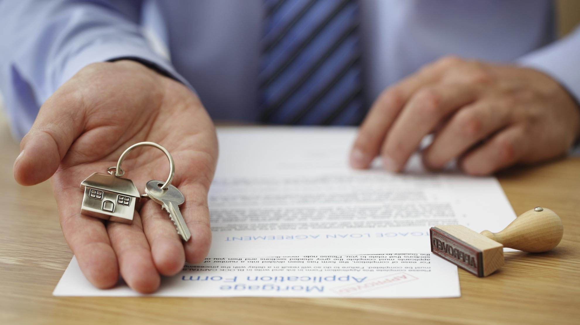 Finding a lender