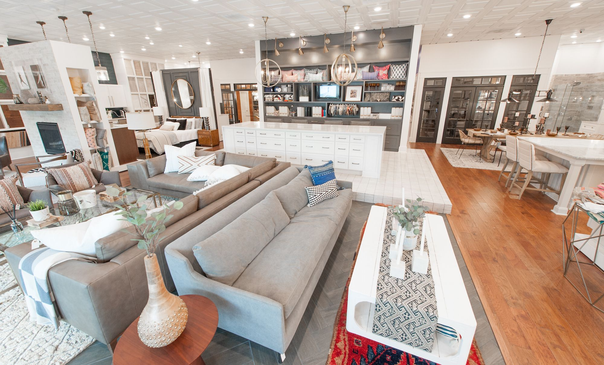 Introducing the design collective in mt pleasant for Jlv creative interior design