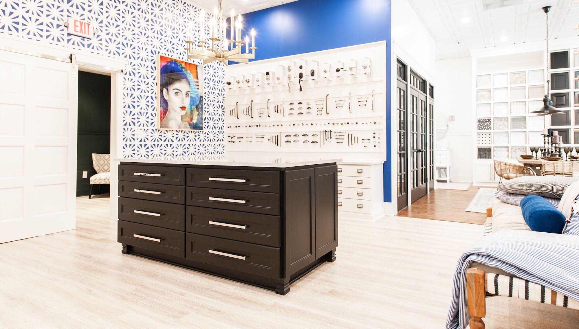 Crescent Homes Design Center in Mt Pleasant