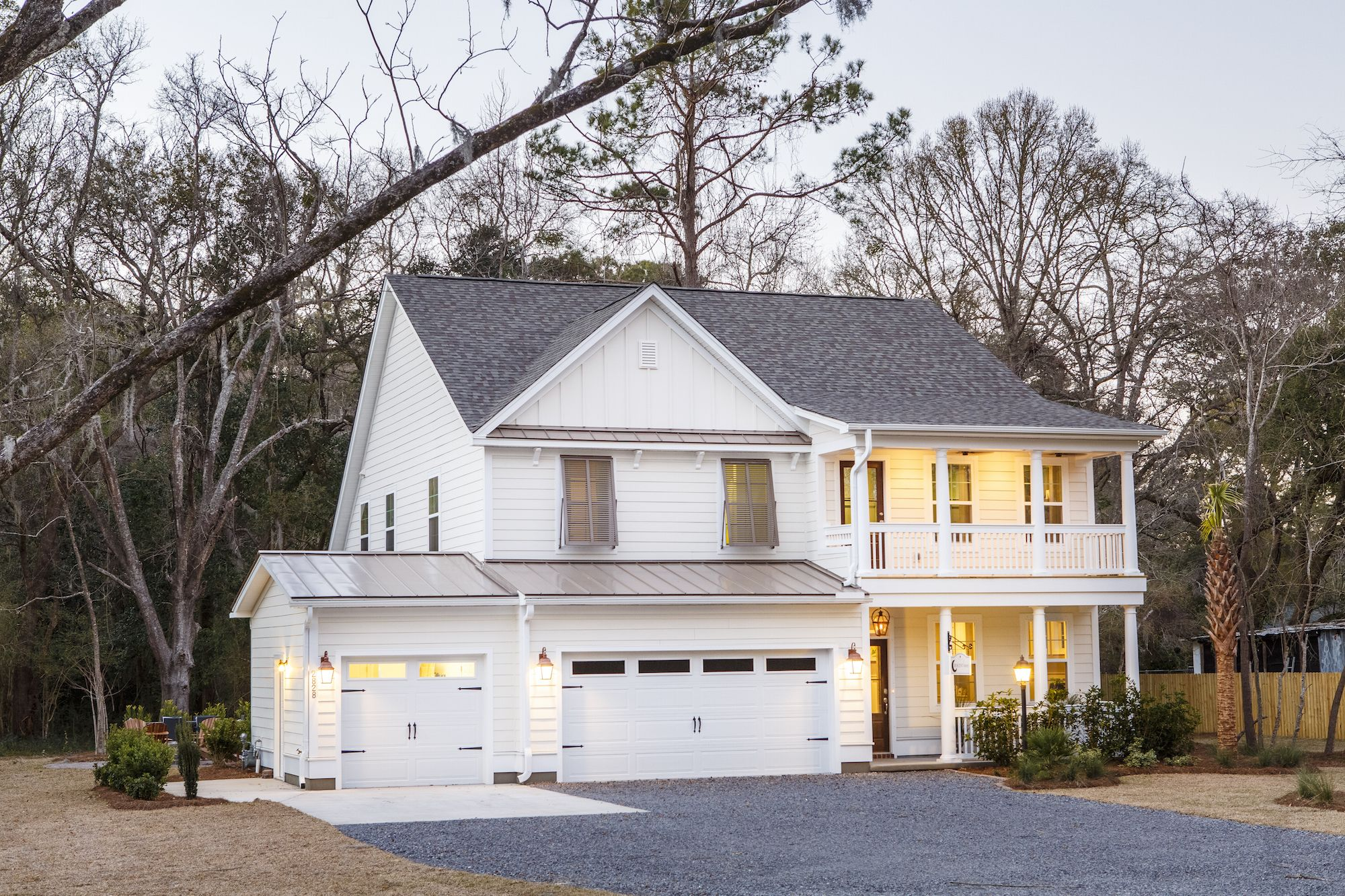 Home in Waterloo Estates on Johns Island built by Crescent Homes