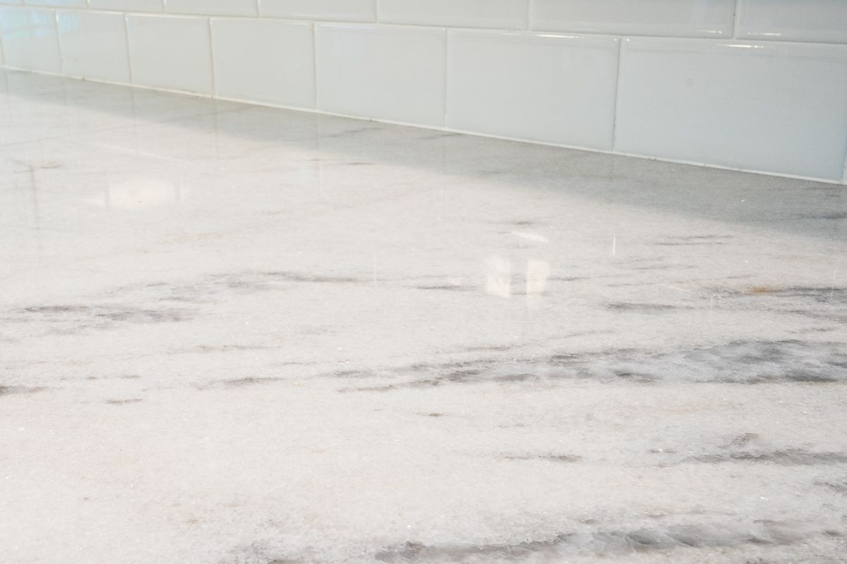 Picking the Right Countertops - Marble