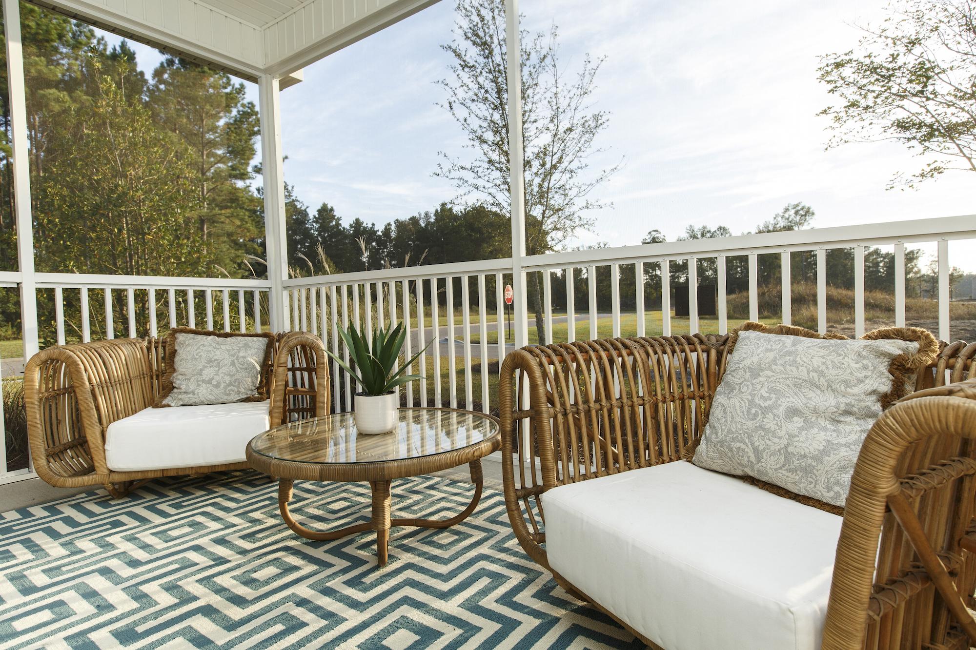 Coastal Design Tip 1 - Deep Porch
