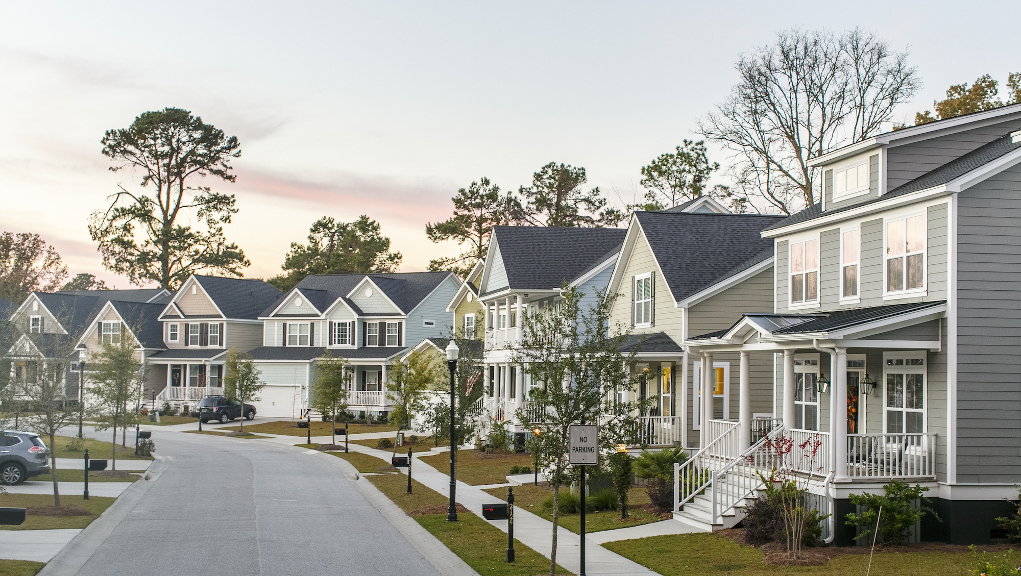 Crescent Homes charleston new construction community