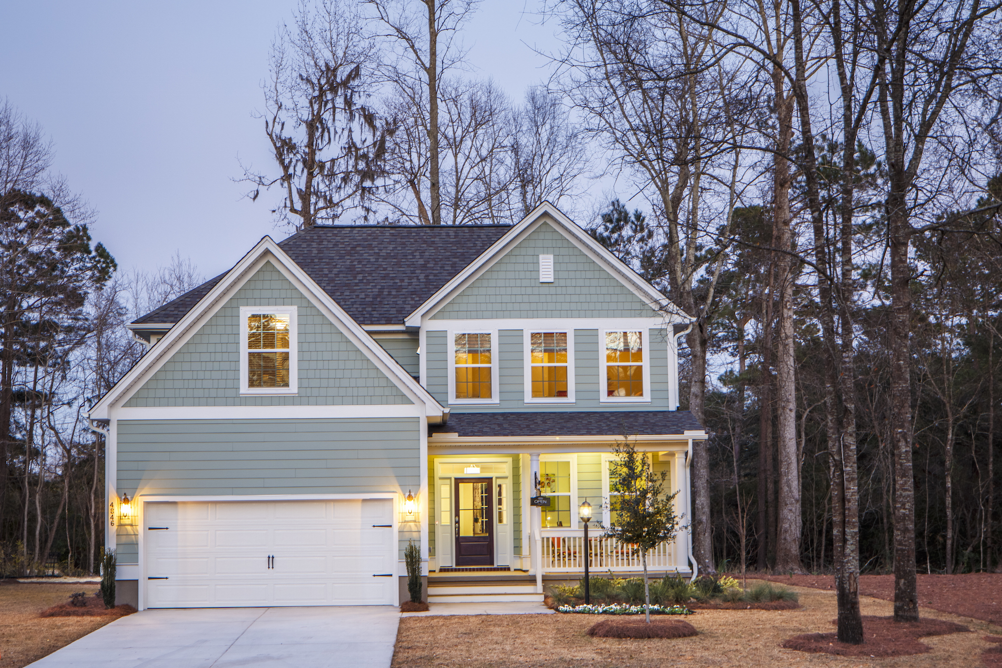 The cottages at stono ferry charleston 39 s best kept real for Cottage style homes greenville sc