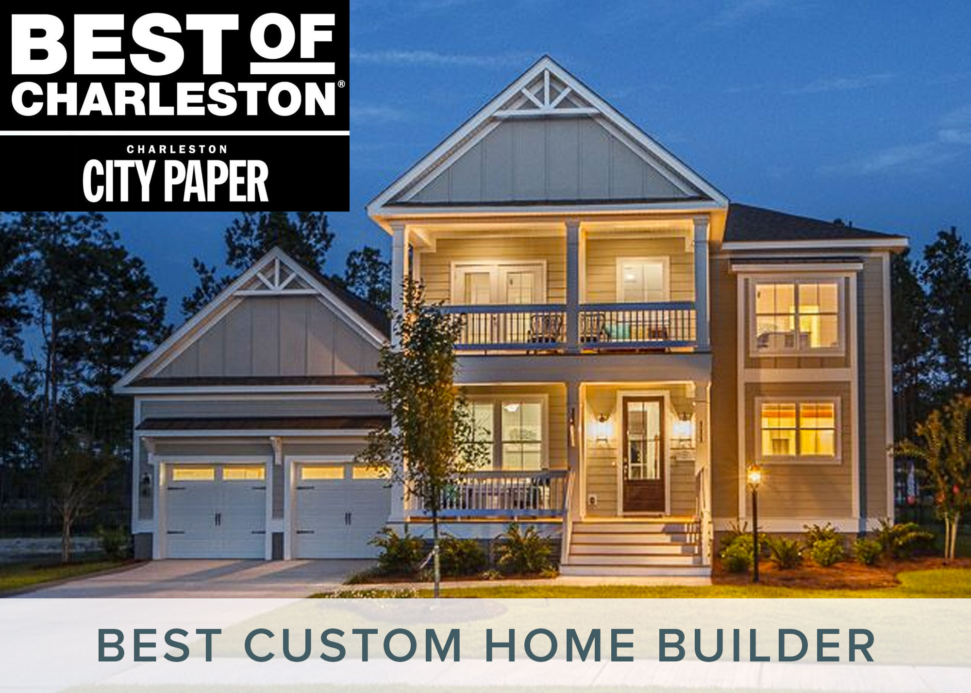 Charleston City Paper 39 S Best Custom Home Builder