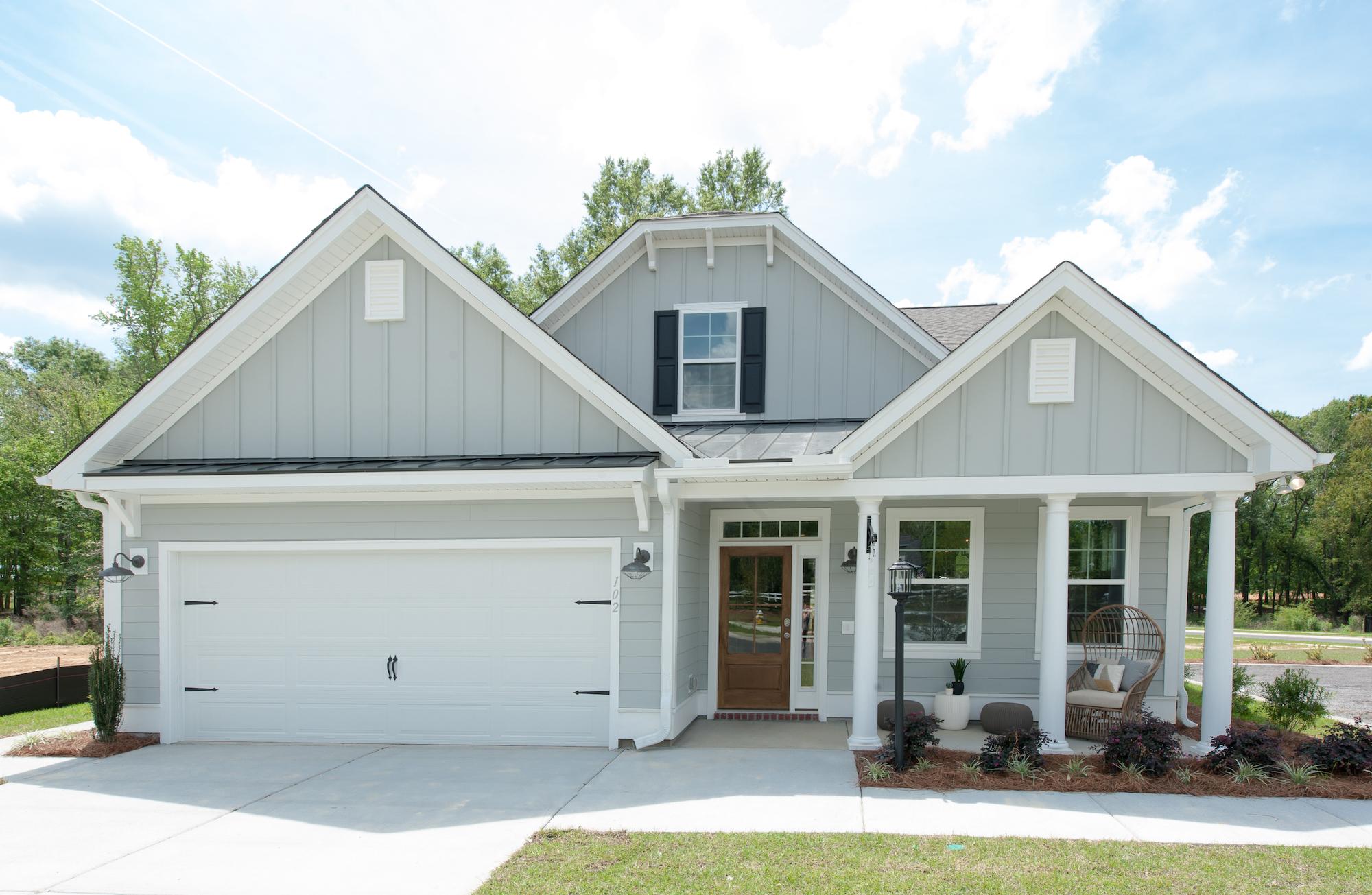 Crescent Homes Highland Park Summerville Model Home