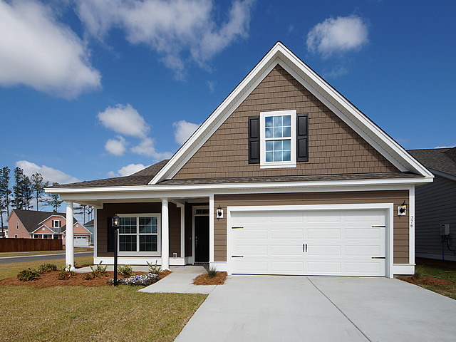 Move In Ready Home in The Hammocks, Summerville, SC from Crescent Homes