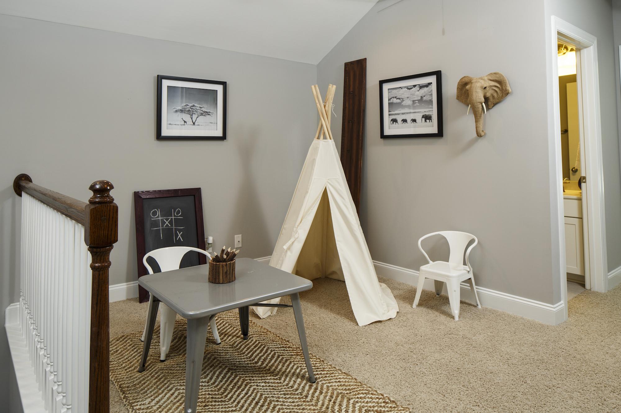 Crescent Homes bonus room play loft