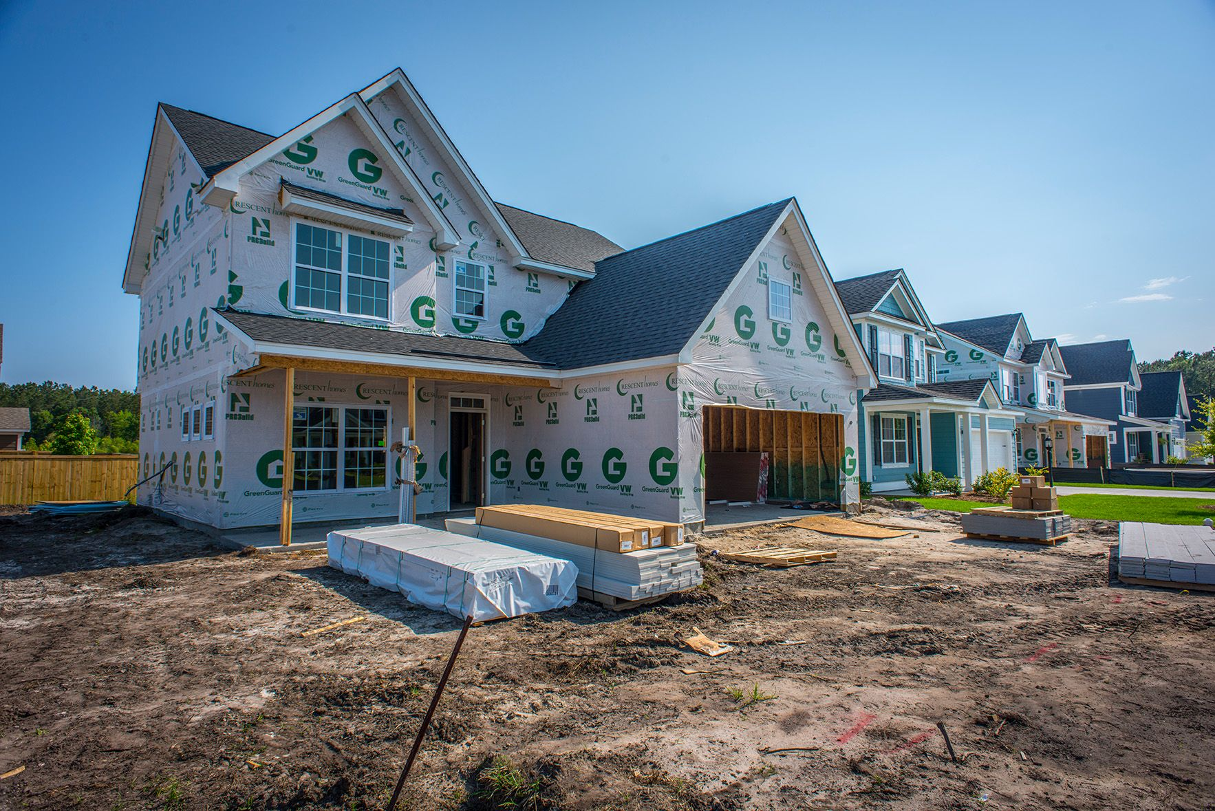 Why buy with a home warranty crescent homes blog for Home building blog