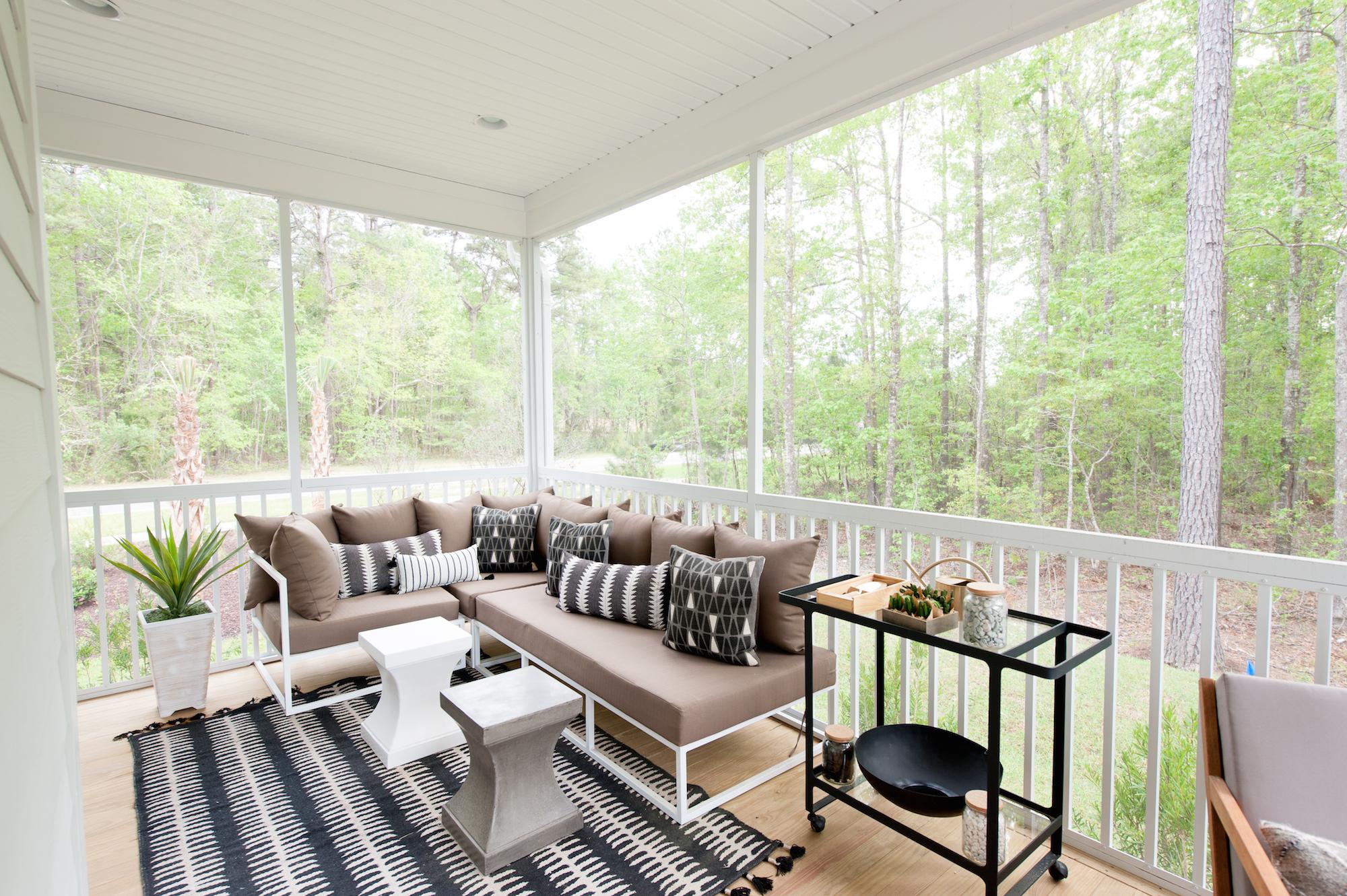 Crescent Homes Covington Screen Porch