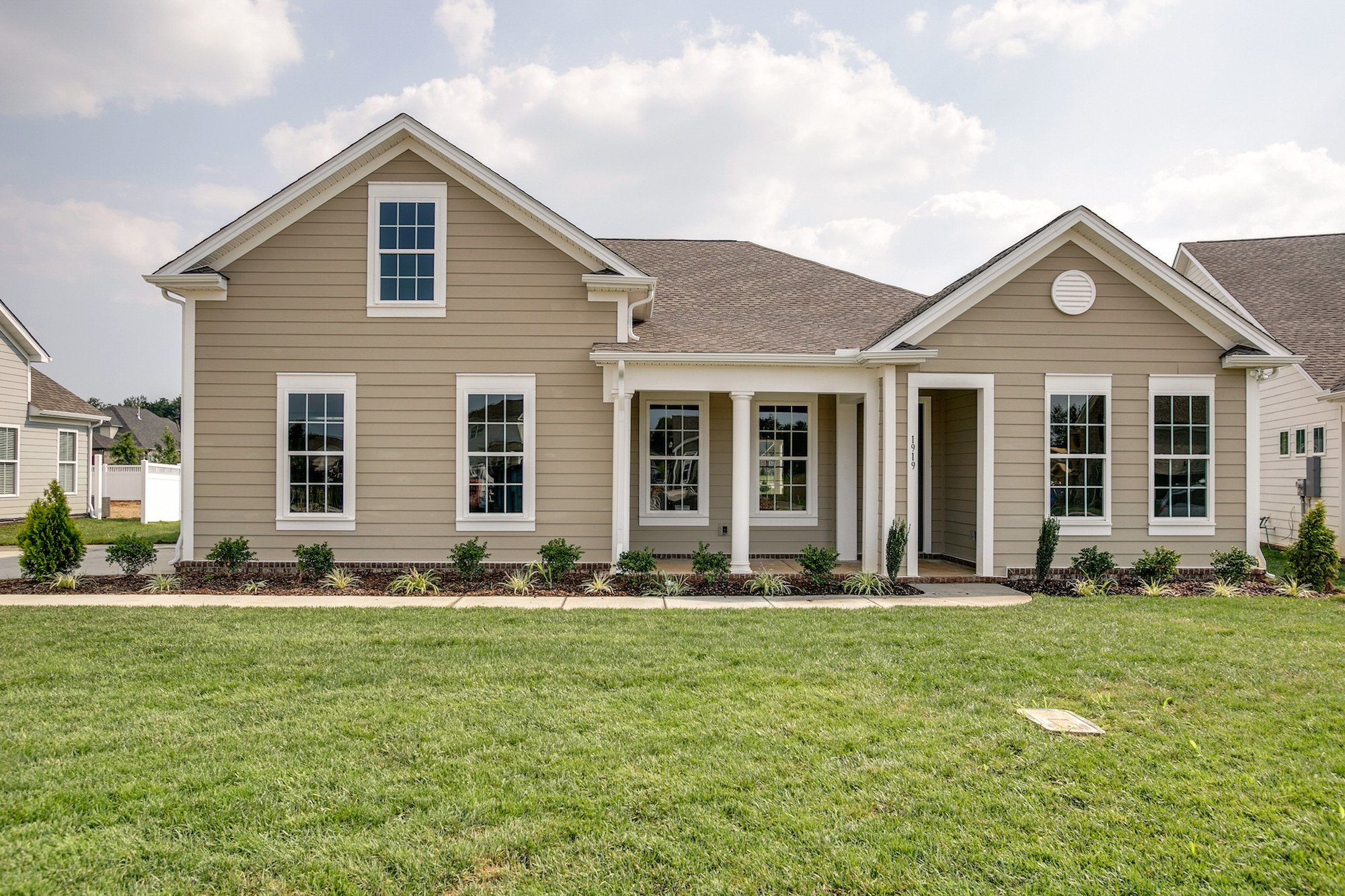 Crescent Homes Primm Springs Move In Ready Delaware exterior