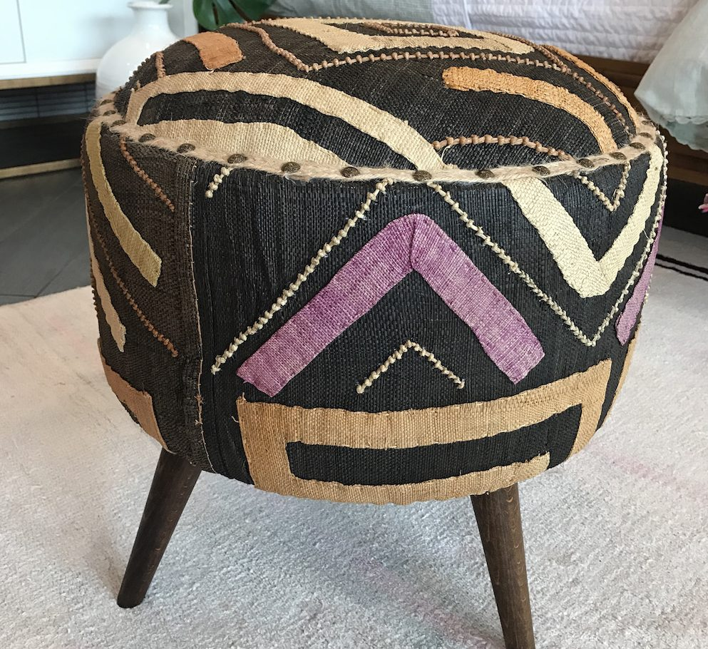 Fall Home Decoration Guide: Dovetail Ottoman Design Collective Charleston Shopping