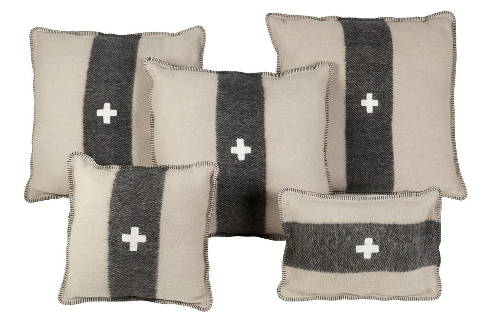 Fall Home Decoration Guide: Swiss Army Pillow Cover Design Collective Charleston Shopping