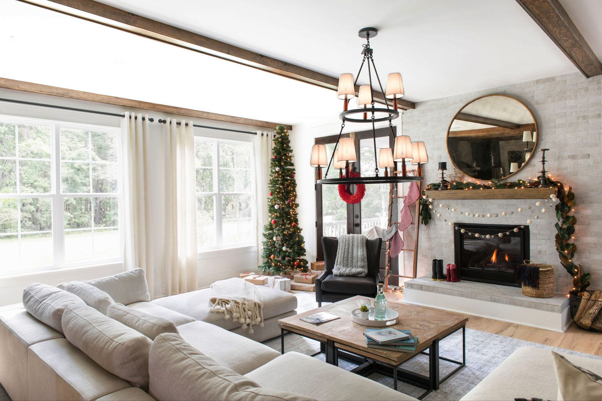 Crescent Homes Seasonal Incentive Home for the Holidays: Holiday Parties at Your Home