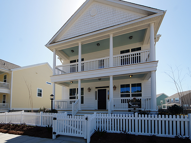 Crescent Homes Virginia Move In Ready Home The Abbey at Park West Mt Pleasant