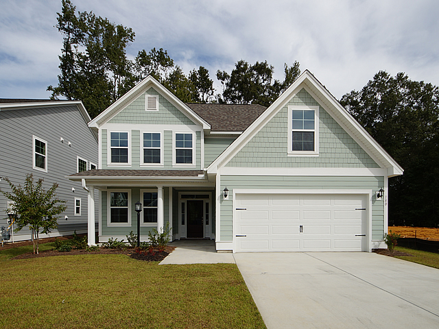 Crescent Homes Sullivan Move In Ready Home Highland Park Summerville: 5 Move In Ready Homes