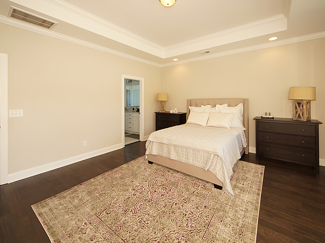 Crescent Homes Virginia Move In Ready Home The Abbey at Park West Mt Pleasant Interior