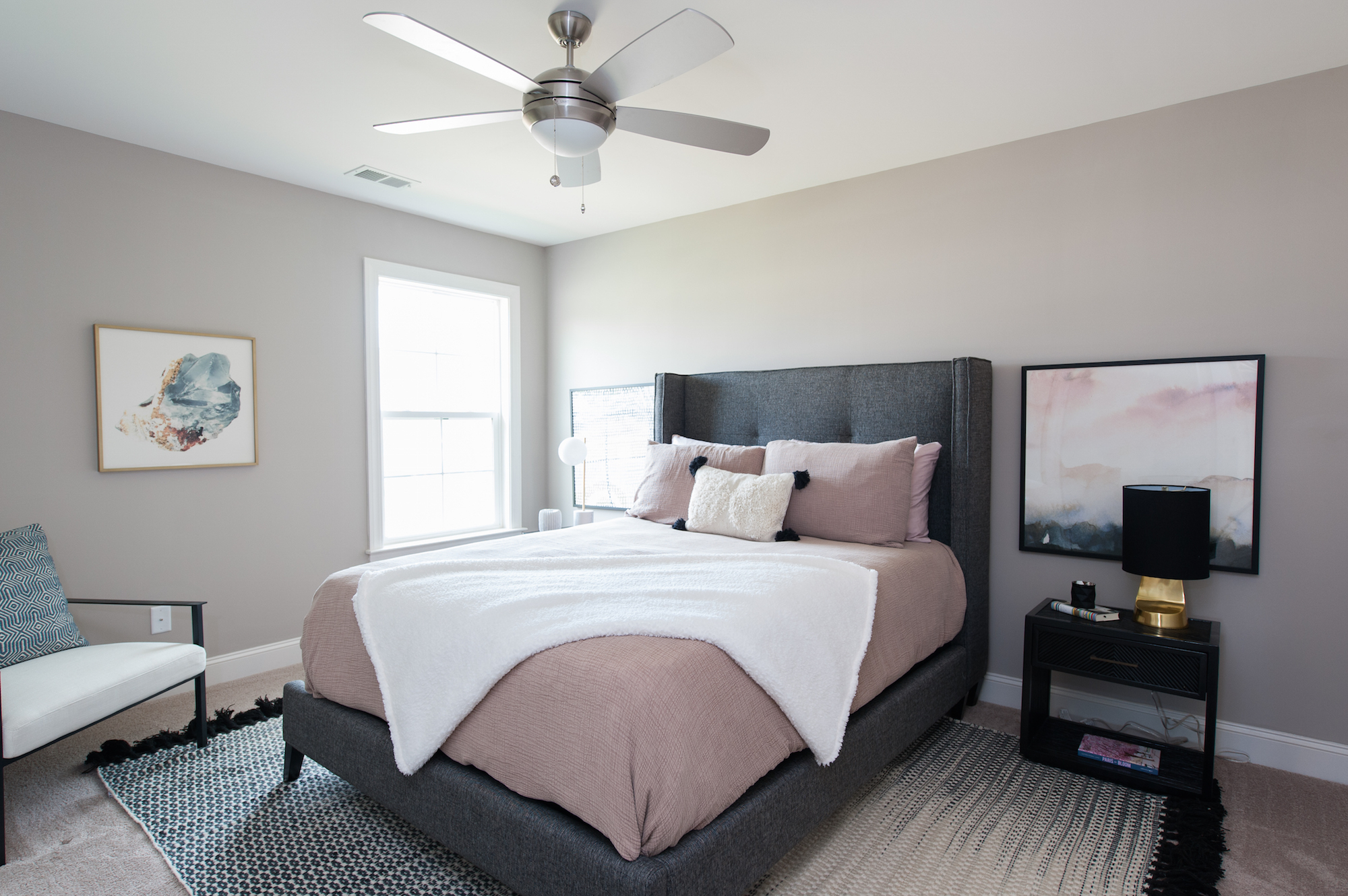 Crescent Homes Hunters Bend Summerville Guest Bedroom