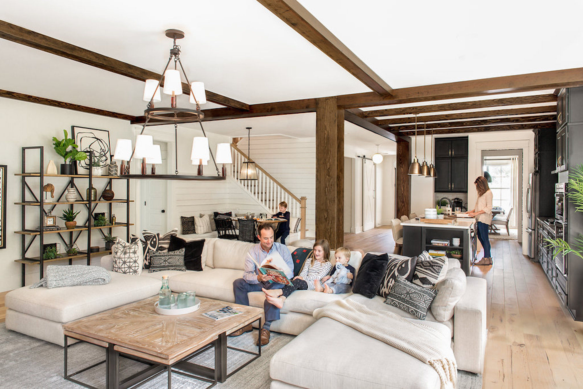 Crescent Homes Covington Seasonal Incentives Family Room